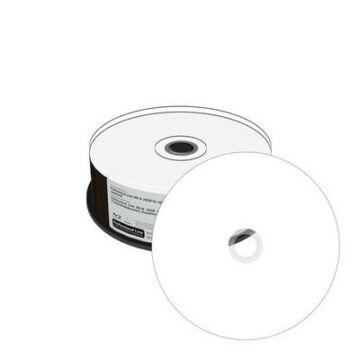 MediaRange Professional Line 25GB Nyomtatható Blu-Ray lemez Proselect White (25) - MRPL401