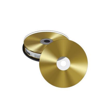 MediaRange CD-R 52X 700MB arany (10) - MRPL510