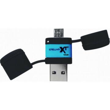 Patriot USB memory Stellar Boost XT 64GB USB3.0 (r/w 110/20 MB/s) PEF64GSTRXTOTG - PEF64GSTRXTOTG