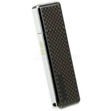 8GB TRANSCEND USB 3.0 PENDRIVE Jetflash 780 FÉM FEKETE - TS8GJF780