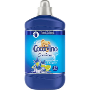 Coccolino Creations Passion Flower & Bergamot 67 mosás 1680 ml - V2826