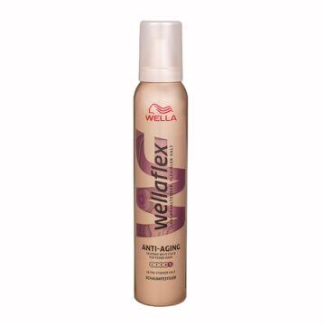 Wellaflex Ultra Erős Anti-Aging Hajhab 200 ml - VWFUE200