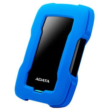 """Adata HD330 4TB HDD 2,5"""" külső merevlemez, USB3.1, kék - AHD330-4TU31-CBL"""