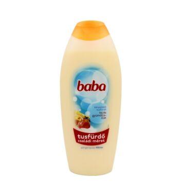 Baba Tej És Gyümölcsillatú Kényeztető Tusfürdő 750 ml