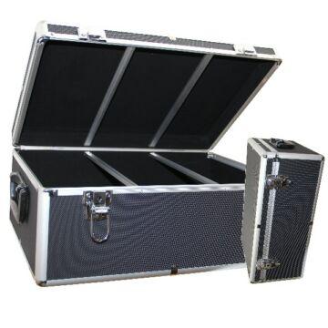 Mediarange Dj Box 1000 db-os Fekete - BOX_74