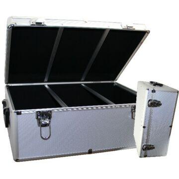 Mediarange Dj Box 1000 db-os Ezüst - BOX_78