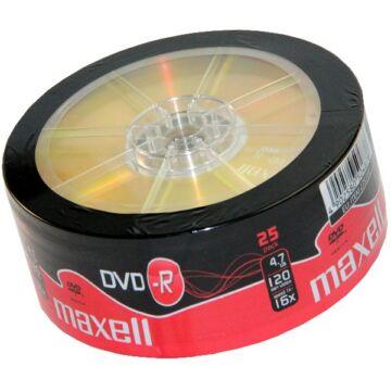 Maxell DVD-R 16X Lemez - Shrink (25) - 275731_40