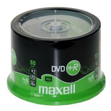 Maxell DVD+R 16X Cake (50) - D2017