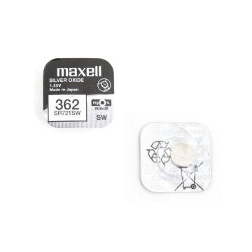 Maxell Ezüst-Oxid Gombelem Sr721Sw - 18291500