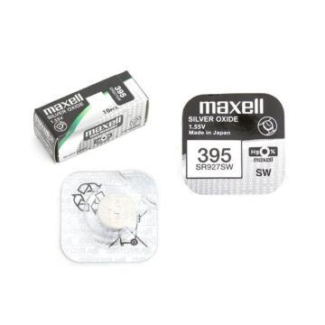 Maxell Ezüst-Oxid Gombelem Sr927Sw - 18289900