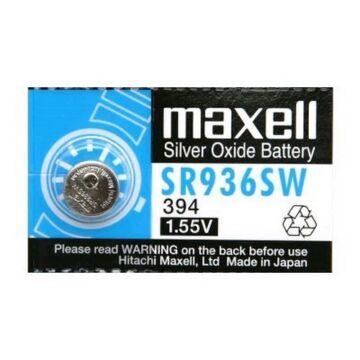 Maxell Ezüst-Oxid Gombelem Sr936Sw