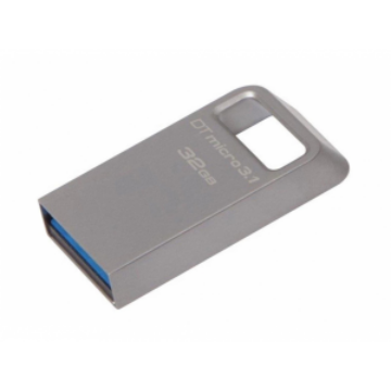 Kingston DataTraveler Micro 3.1 32GB Pendrive USB 3.0 (DTMC3/32GB) - DTMC3_32GB