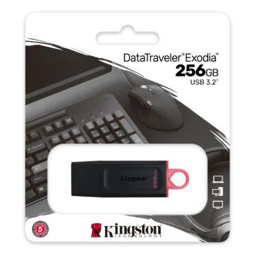 Kingston DataTraveler Exodia 256GB Pendrive USB3.2 Gen 1 (DTX/256GB)