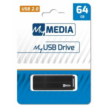 64GB My Media USB 2.0 pendrive