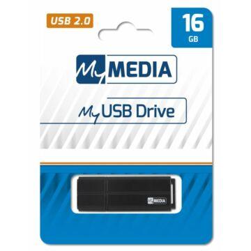 16GB My Media USB 2.0 pendrive