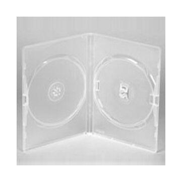 DVD-Box 7mm Double Clear Amaray - BOX_7_2C