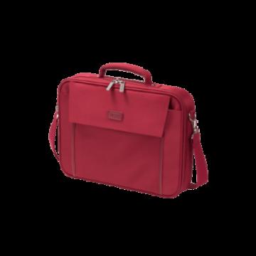 Dicota Multi Base 14 - 15.6 Piros Notebook Táska - D30920
