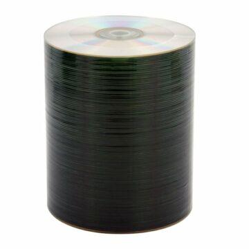 Cmc DVD-R 4,7GB 16X Ezüst Oem Lemez - Shrink (100) - 41014