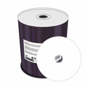 Mediarange DVD-R Nyomtatható Fényes Felületű, Vízálló Lemez - Cake (100) - MRPL613