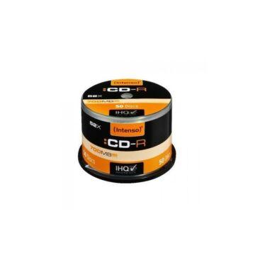 Intenso CD-R 700Mb Lemez - Cake (50) - 1001125