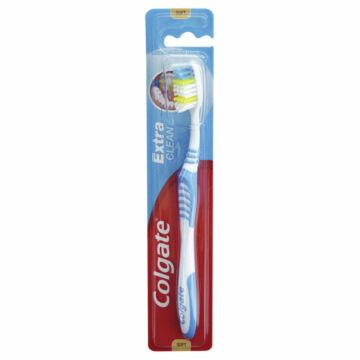 Colgate Extra Clean Fogkefe (Vegyes Színekben) - VCOLEC