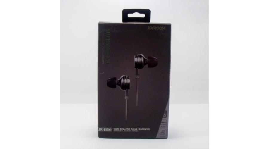 Headset Joyroom Jr-E500 Fekete - DVDolcson.eu f8ddb48902